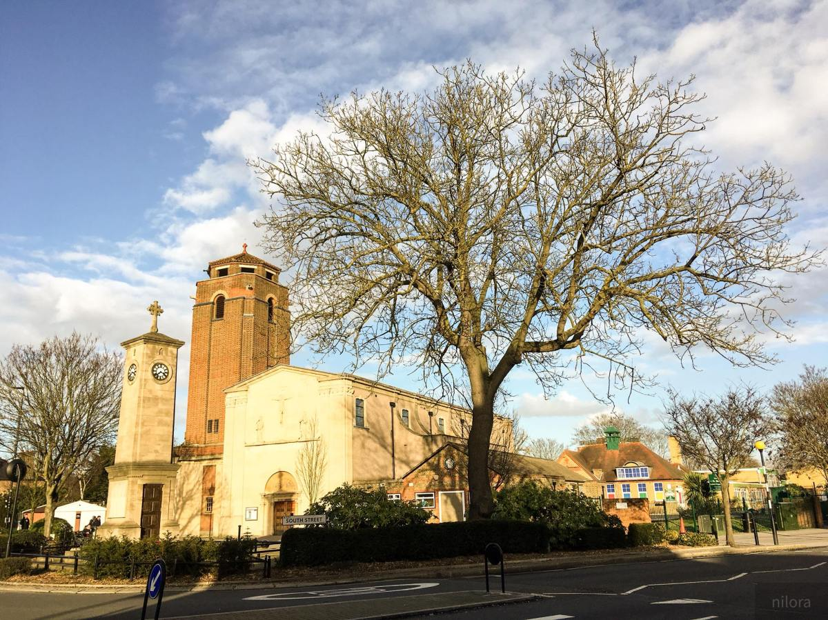SVD Parish: Our Lady of Sorrows & St Bridget of Sweden, Isleworth