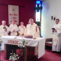 50th year of SVD in Maynooth - Jubilarians - Renewal Vows - Fr Barlage's Farewell.